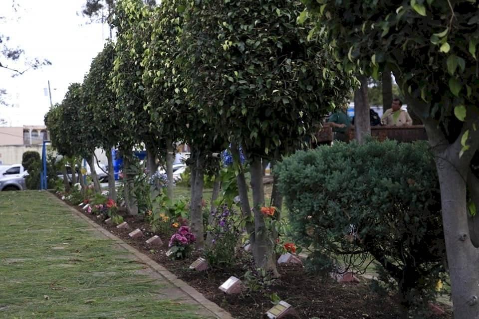 Jardín - niñas Hogar Seguro