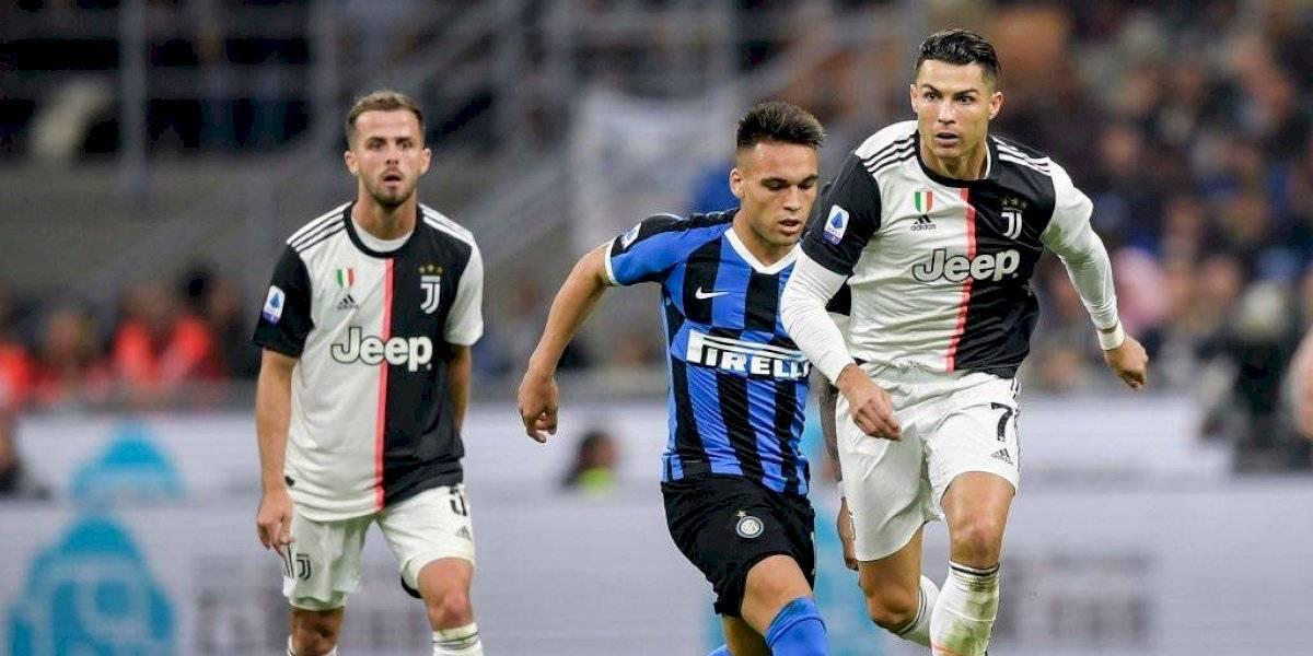Juventus vs. Inter de Milán | Un duelo picante, un escenario triste