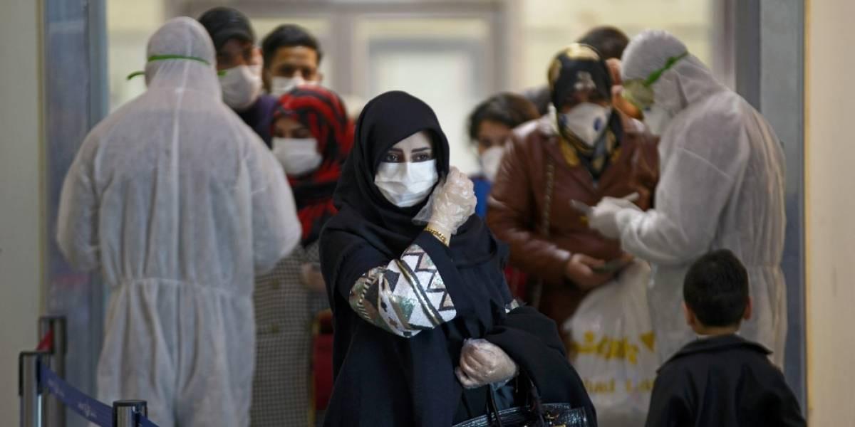 VIDEO. Doctores y enfermeras iraníes se graban bailando para elevar la moral por coronavirus