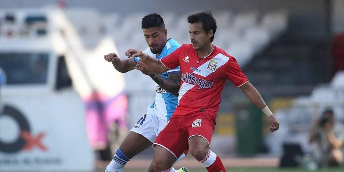 Deportes Antofagasta y Curicó Unido protagonizaron un deslucido empate en el norte
