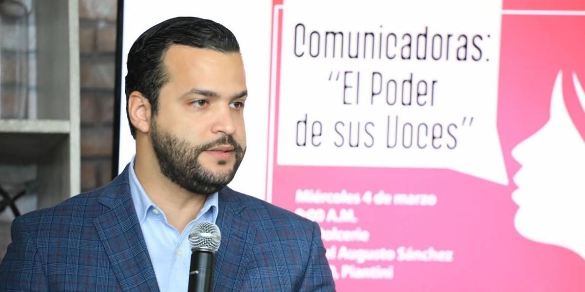 Rafael Paz aboga por políticas y legislaciones efectivas a favor de la mujer