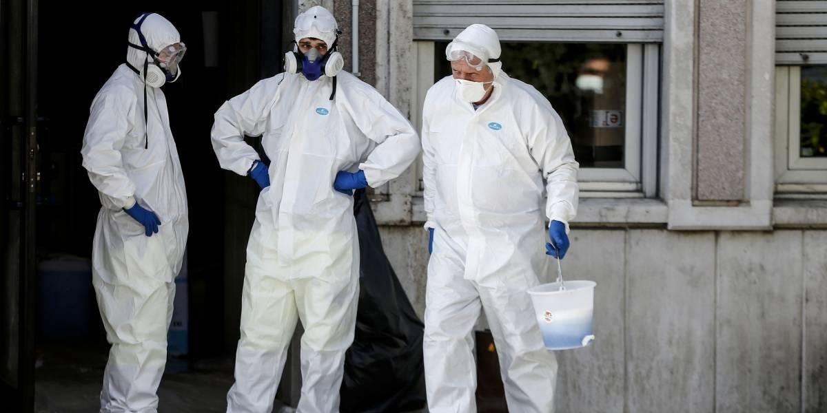 LO ÚLTIMO: Italia ya es el segundo país con más coronavirus