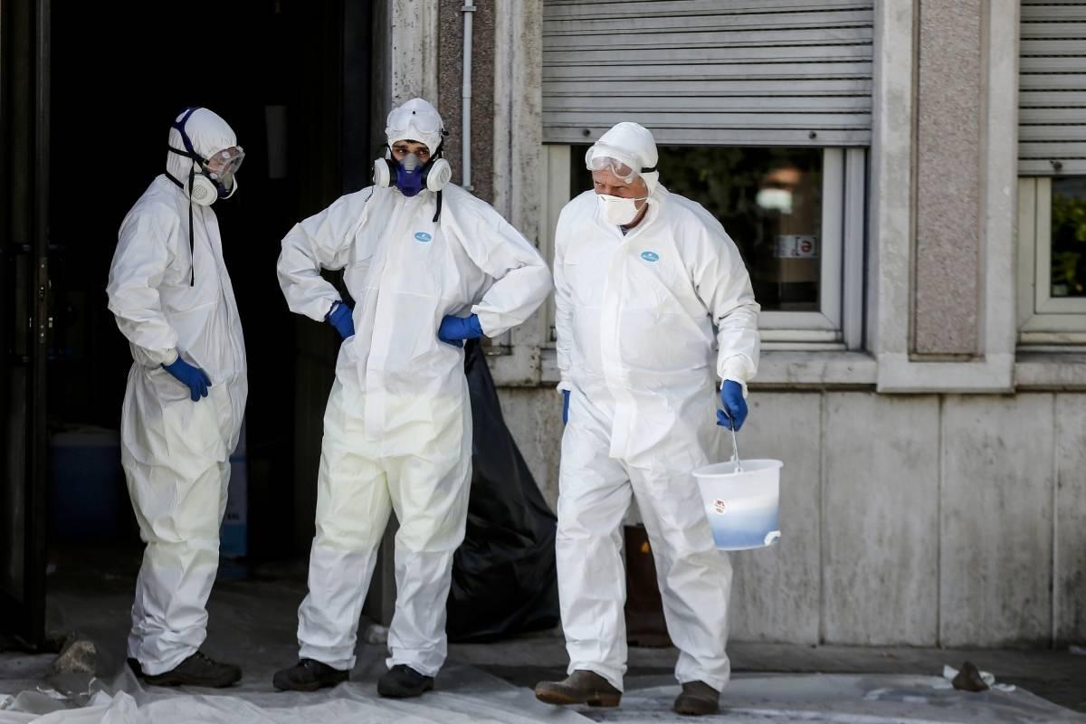 Increases coronavirus deaths in Italy