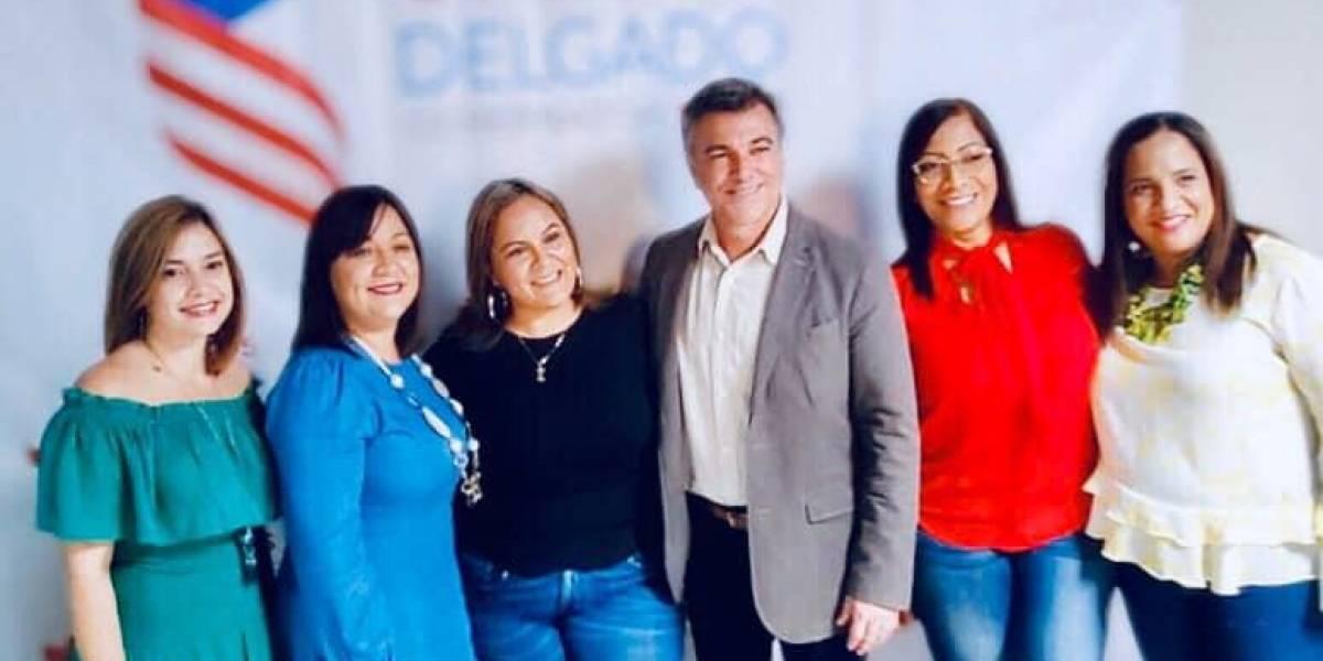 """Vicepresidenta del PPD endosa propuestas de Charlie Delgado para """"hacer justicia"""" a la mujer puertorriqueña"""