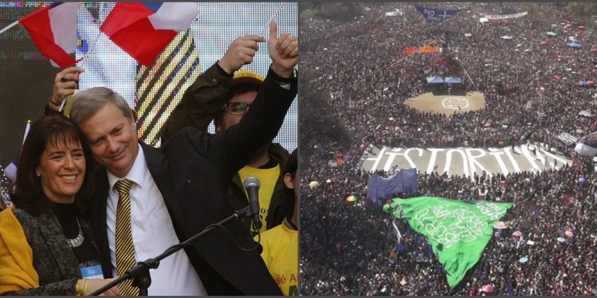 """Redes en picada contra Pía Adriasola por decir que Marcha 8M """"no representa exactamente a las mujeres de Chile"""""""