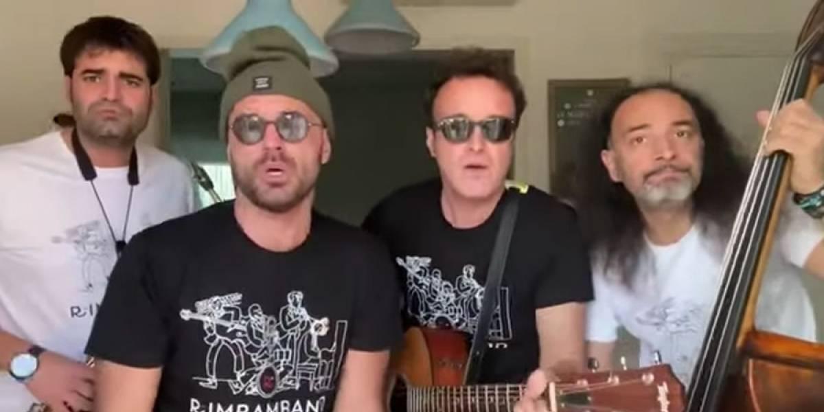 VIDEO. Varias canciones surgen por el nuevo coronavirus