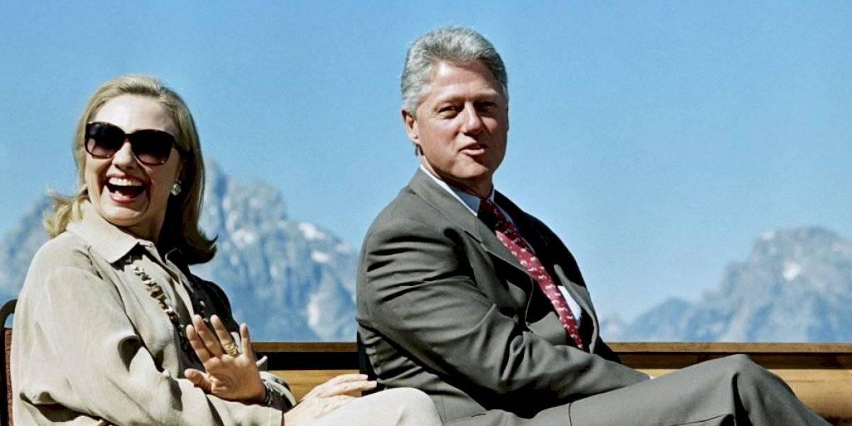 VIDEO. Los Clinton reflexionan sobre el escándalo Lewinsky en un nuevo documental