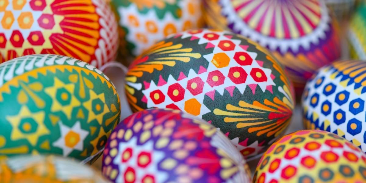 ¿Por qué regalamos huevos de chocolate para Semana Santa?