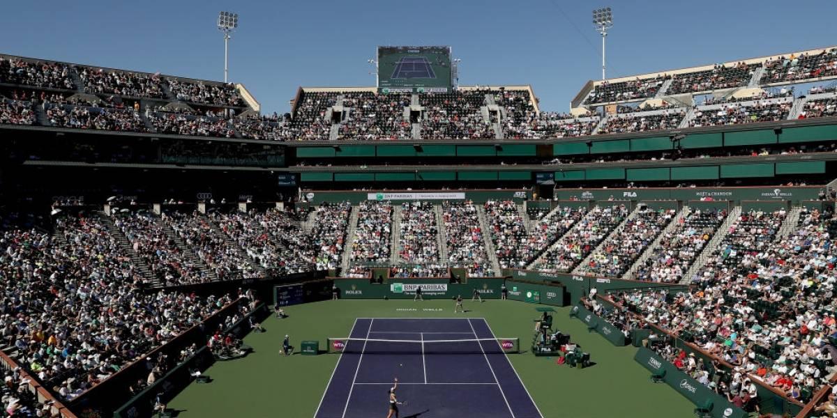 Suspenden torneo de Indian Wells por brote de coronavirus