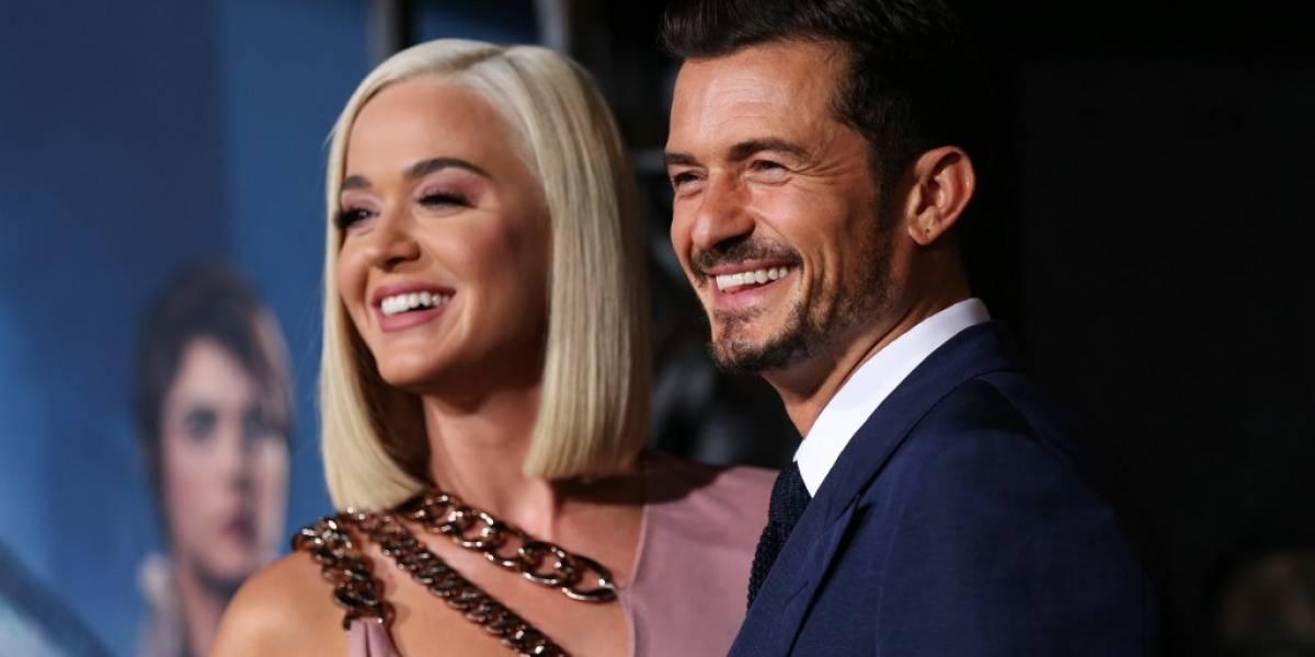 Orlando Bloom presume embarazo de Katy Perry con tierna foto