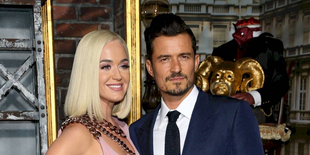 Orlando Bloom is suspected, a pregnancy of Katy Perry with a delicate photo