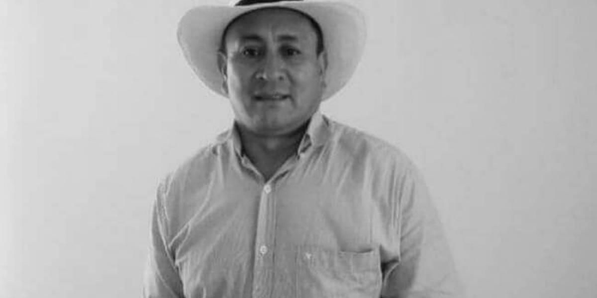 Asesinan a otro líder social en El Tambo, Cauca