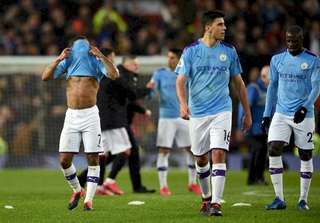 Manchester City pierde el derbi ante United