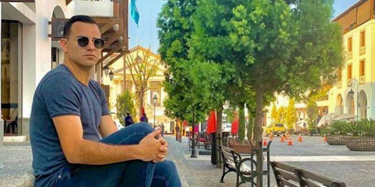 VIDEO. Así se divierte Marco Pappa con su novia en casa