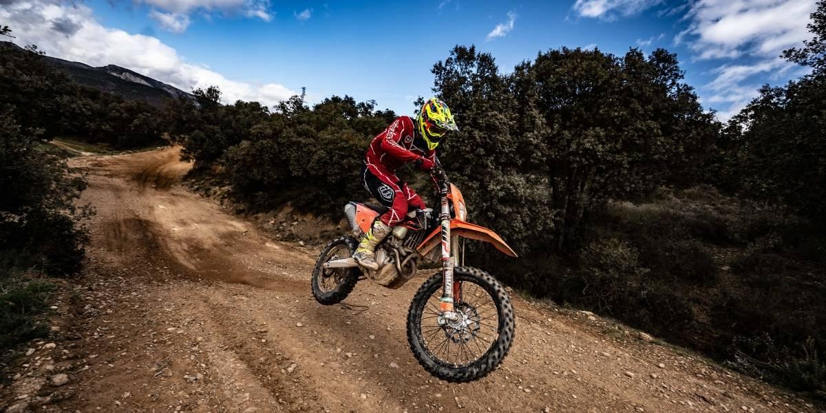 Matteo de Gavardo suma sus primeros puntos y kilómetros en España