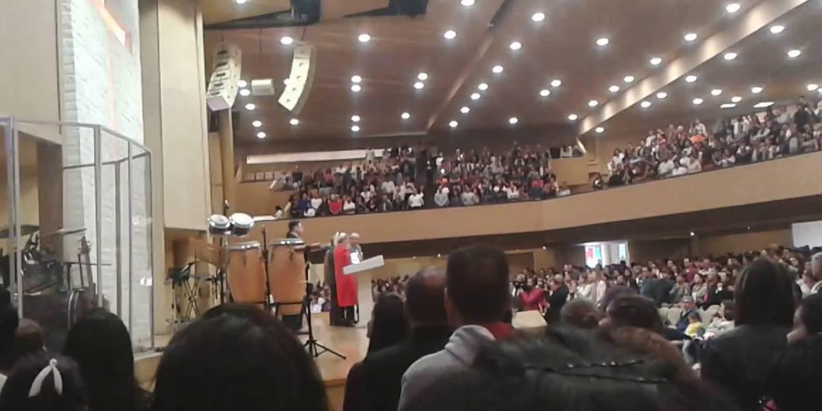 Revelan nombre de iglesia a la que asistió joven con coronavirus en Bogotá