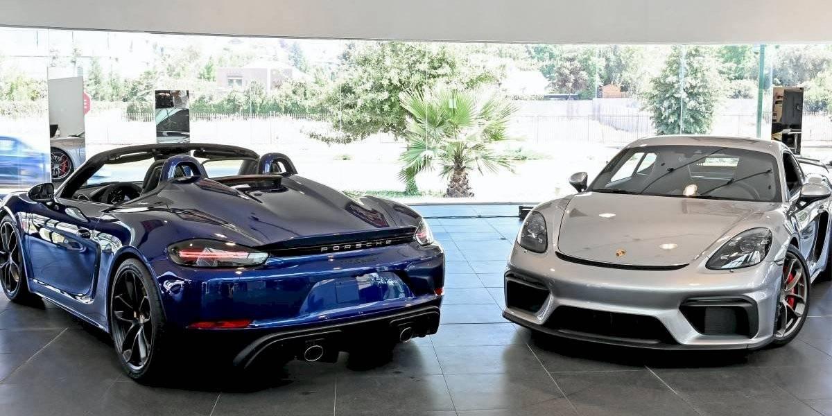 Porsche remece por partida doble los deportivos con sus nuevos 718