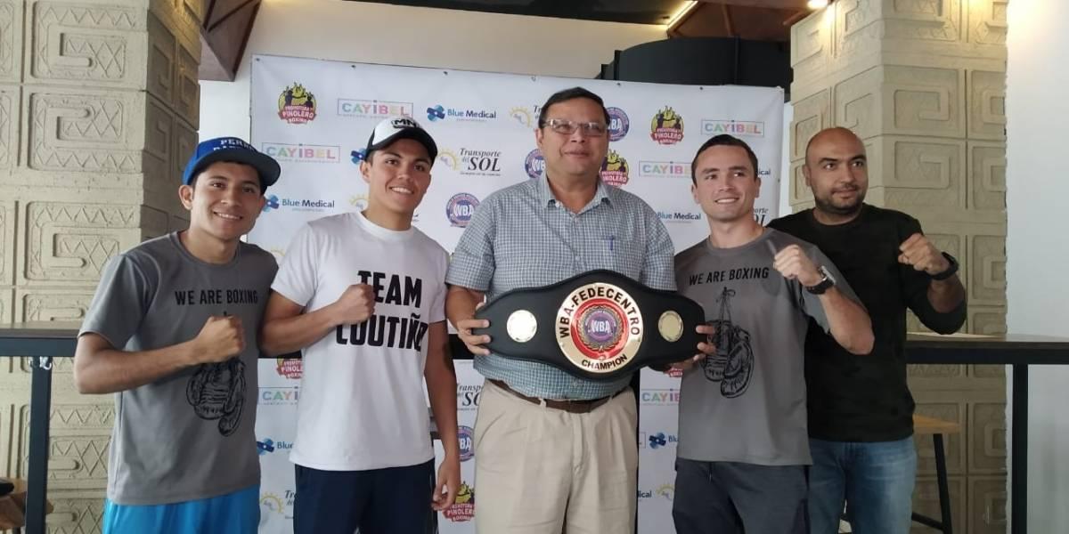 Guatemala acogerá a los mejores boxeadores de Centroamérica y México
