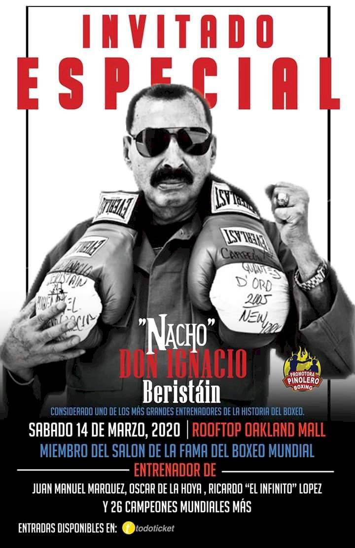 "Ignacio ""Nacho"" Beristáin"