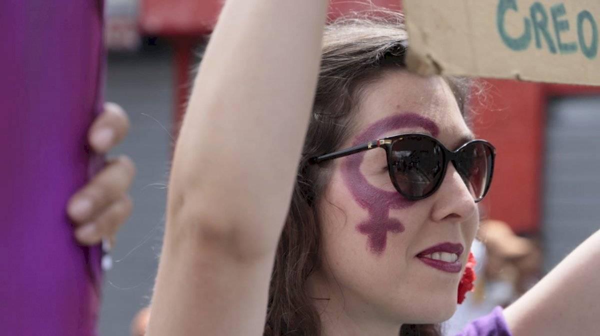 Marcha Día de La Mujer API