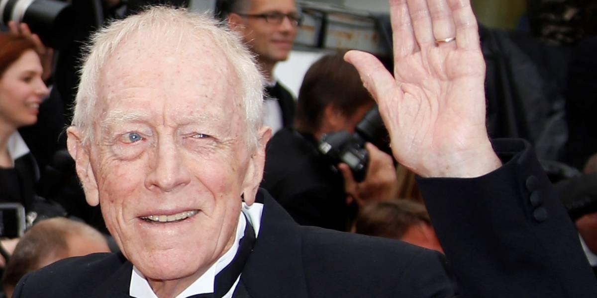 Muere Max von Sydow, actor de Bergman y 'El Exorcista'
