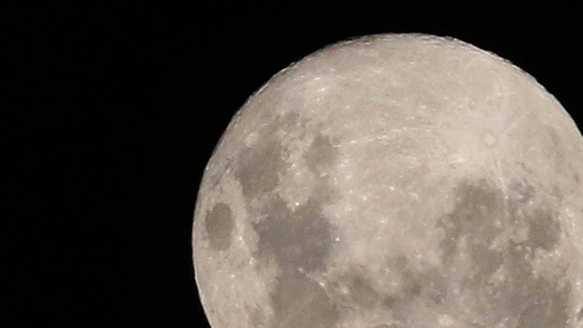 Superluna marzo 2020