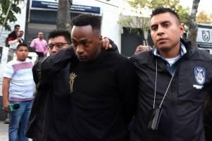 Renato Ibarra y allegados permanecerán detenidos seis días más