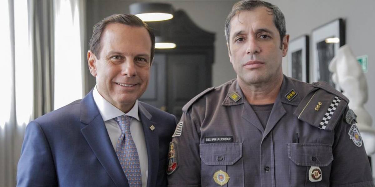 Coronel Fernando Alencar Medeiros assume comando-geral da PM