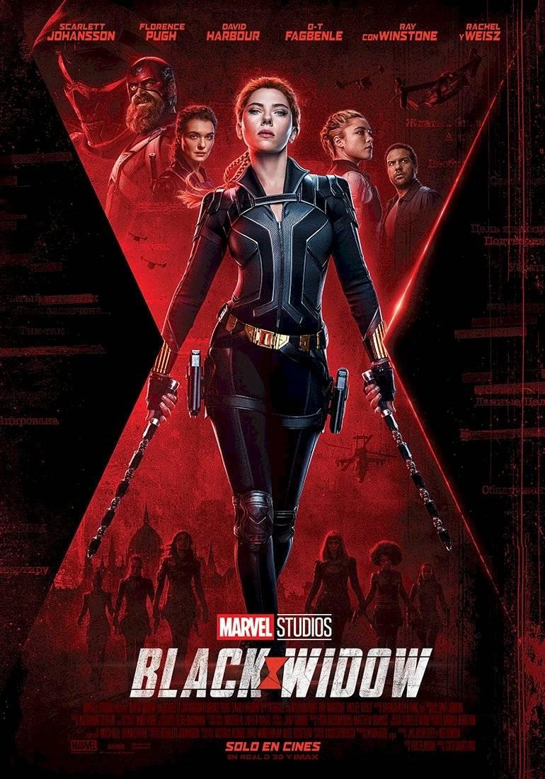 Taskmaster muestra sus habilidades en el tráiler final de Black Widow