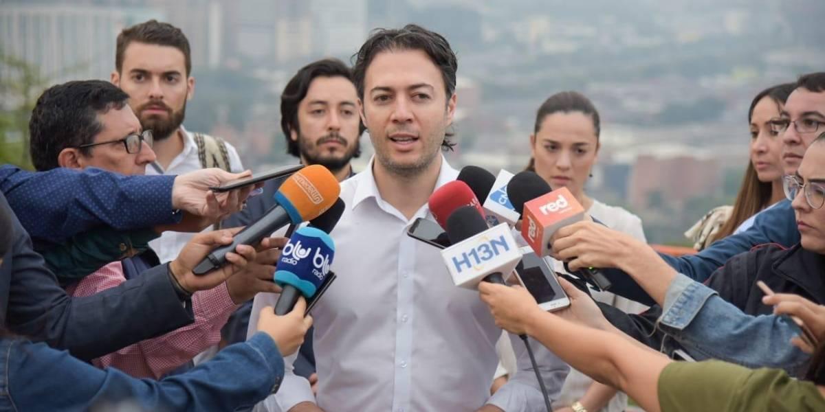 """""""A mí me querían matar"""": Alcalde de Medellín hace graves señalamientos sobre planes para atentar contra su vida"""