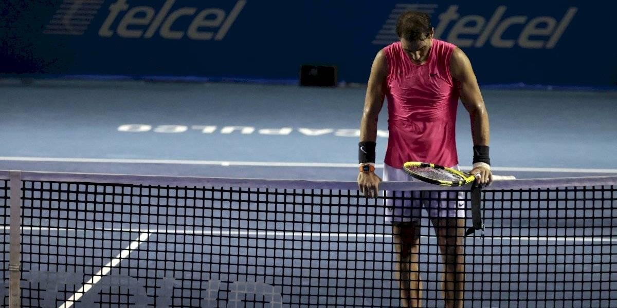 """Desde Nadal hasta Tabilo: los tenistas del circuito ATP en """"estado de shock"""" por suspensión de Indian Wells"""