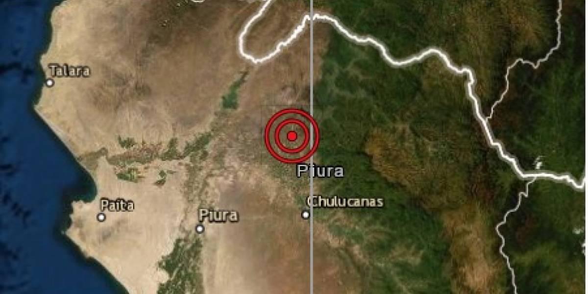 Sismo en Perú fue sentido en Loja, El Oro y Zamora Chinchipe