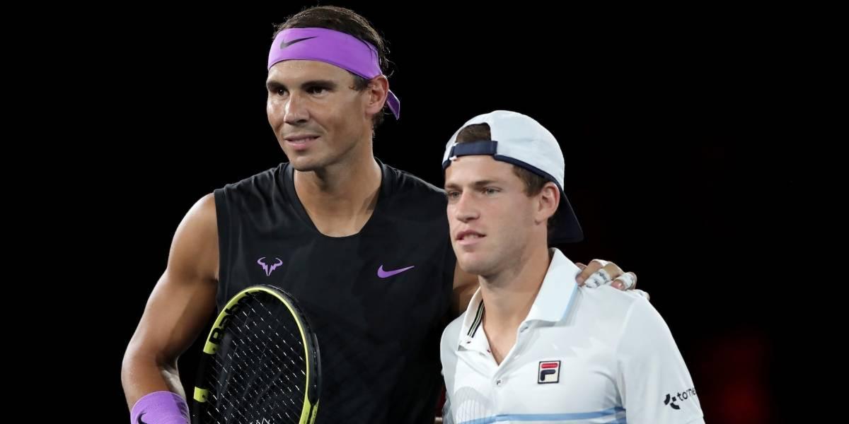 Los tenistas viven un calvario luego de la cancelación de Indian Wells a causa del coronavirus
