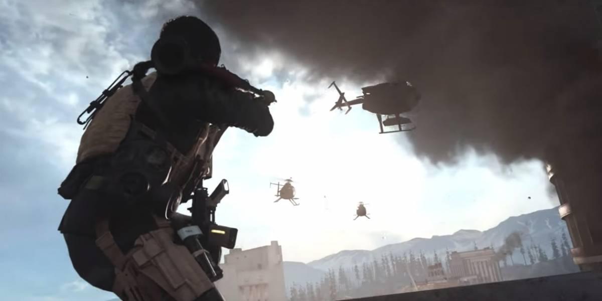 Call Of Duty: Warzone es el nuevo Battle Royale gratuito de la franquicia