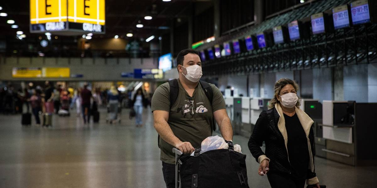 Rio de Janeiro confirma primeira transmissão local de coronavírus