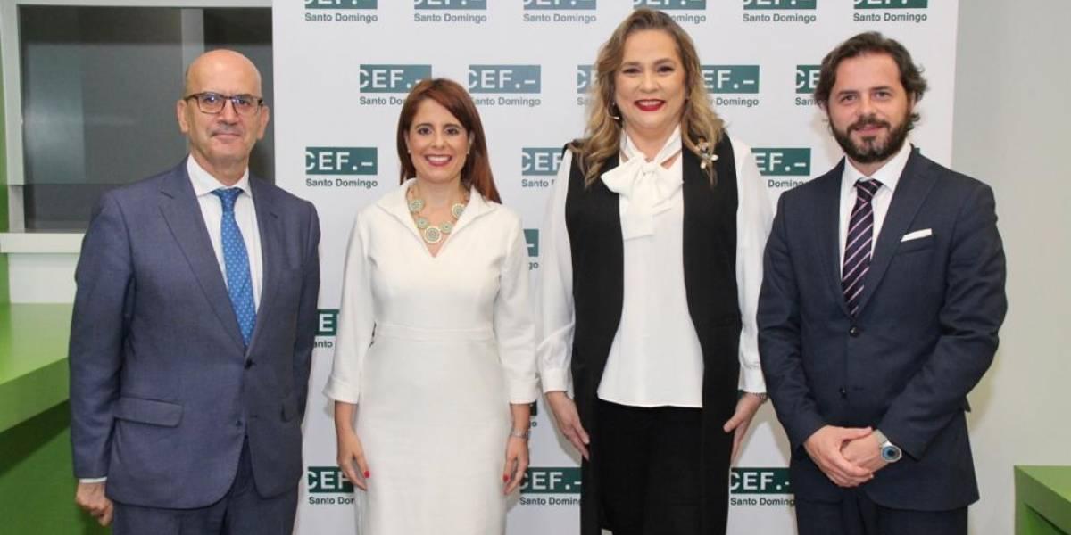 Jatnna Tavárez y el Instituto de Educación Superior CEF-Santo Domingo anunciaron alianza estratégica