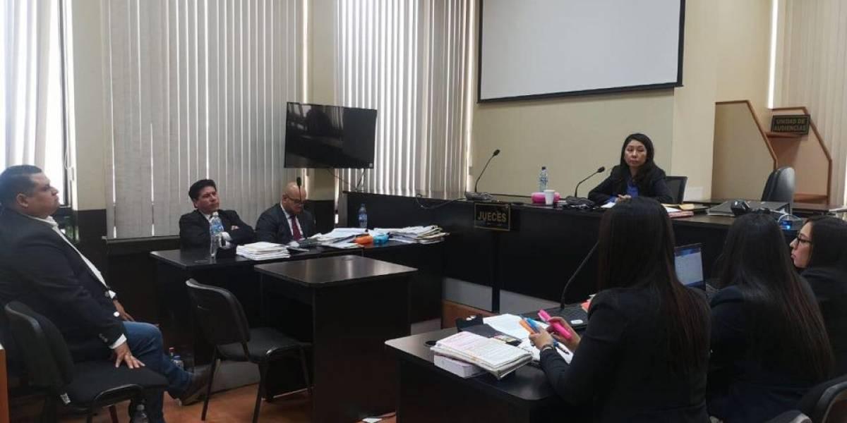 Cuatro exdiputados enfrentarán a la justicia por corrupción en Salud