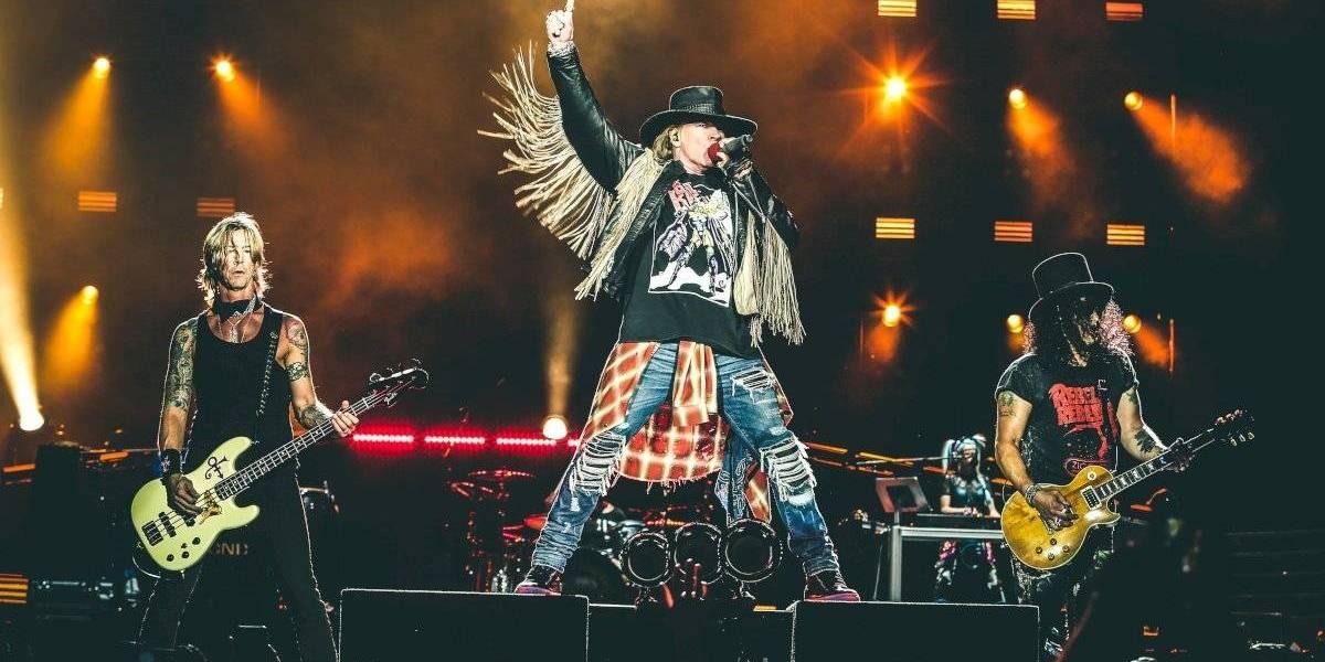 "Duff McKagan, de Guns N' Roses, prepara ""su propia gira"" por Quito"