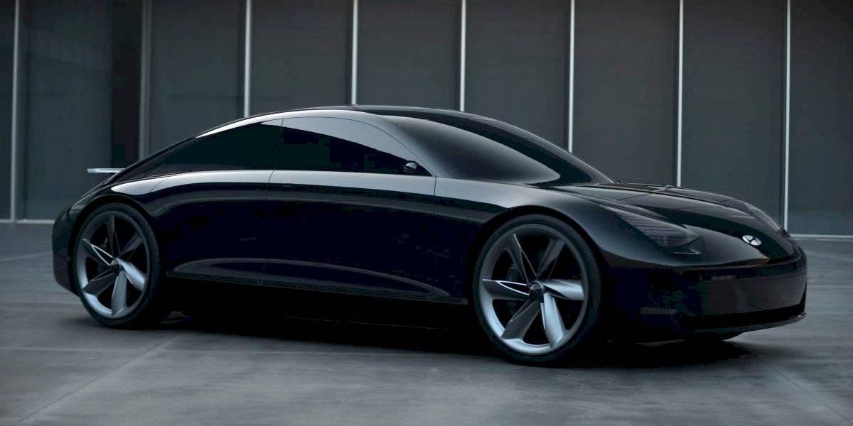 Hyundai libera su nuevo conceptual, Prophecy EV
