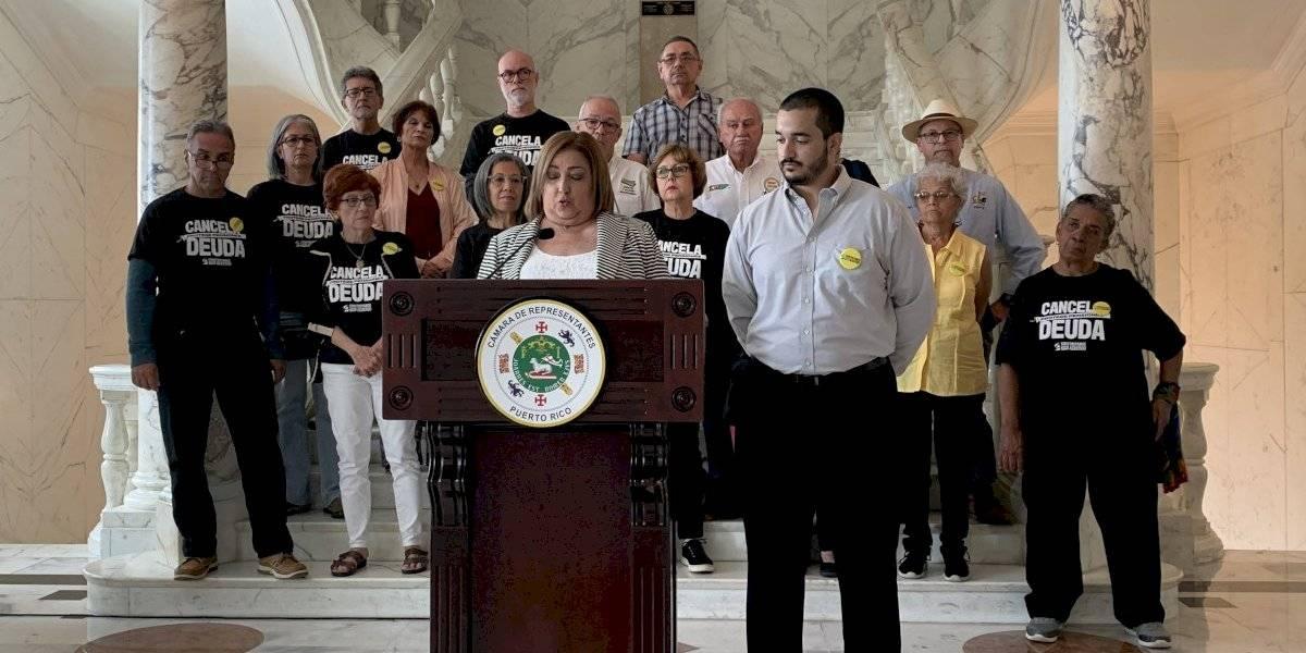 Proyecto en la Cámara busca evitar recorte en la pensiones