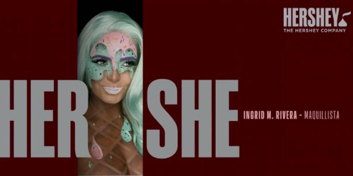 HERSHEY rinde homenaje al talento femenino de Puerto Rico durante el Día Internacional de la Mujer con su campaña HER SHE