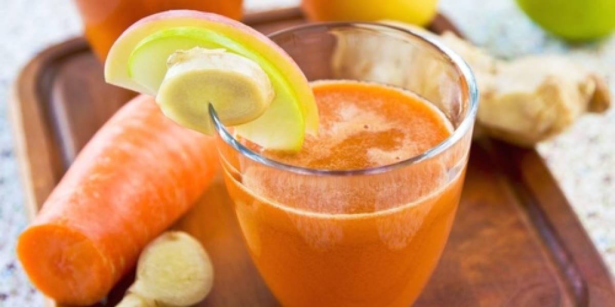 Fortalece tu sistema inmunológico con este jugo natural de frutas