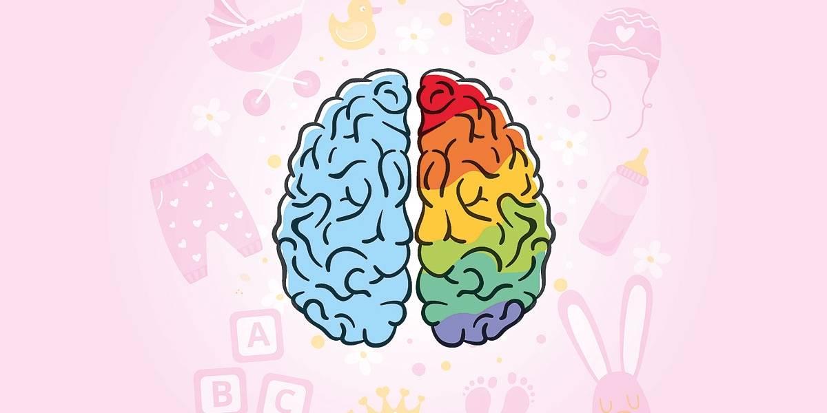 É ciência, não é crendice: filhos aumentam a atividade cerebral das mulheres