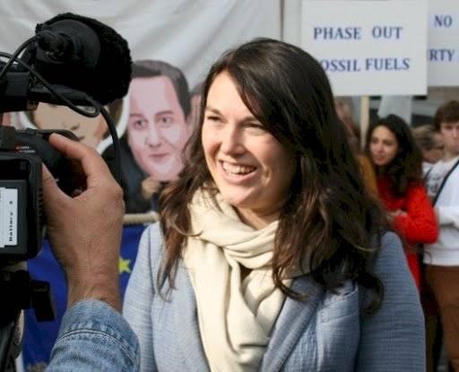 Molly Walsh, Activista de justicia climática de Amigos de la Tierra Europa