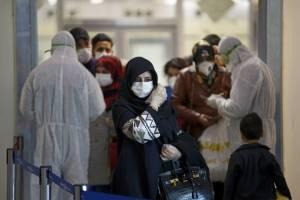 Coronavirus en Irán