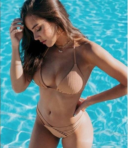 Gabriela Berlingeri, novia de Bad Bunny
