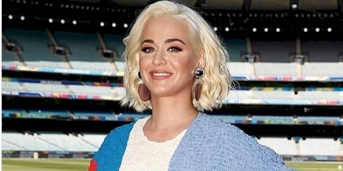 """Katy Perry ama su etapa materna y confiesa que le fue """"intenso"""" volver a American Idol"""