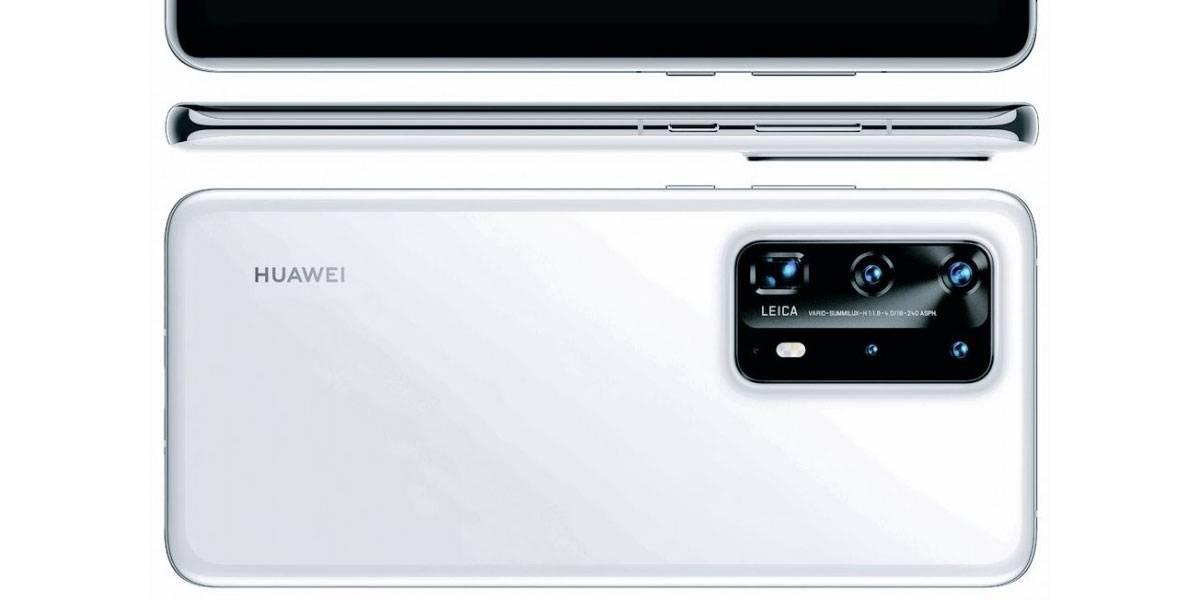 Huawei P40 Pro: se filtran detalles sobre el nuevo sensor RYYB y mejor zoom