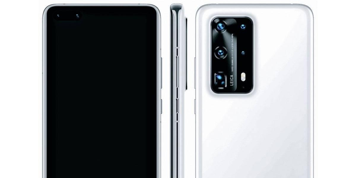 Huawei P40 Pro: se filtra más información sobre sus cámaras demoledoras
