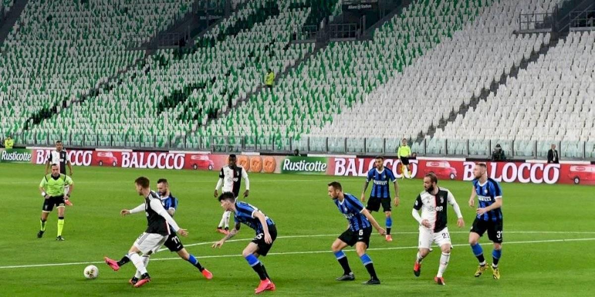 Suspendidas todas las actividades deportivas italianas por decreto